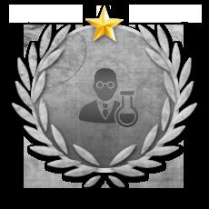 Achievement Master Chemist