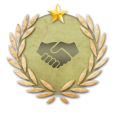 Achievement Faction Promotion