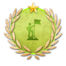 Achievement The Conqueror
