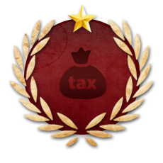 Achievement The Tax Giver